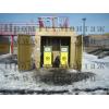 АЗС контейнерного типа, мини АЗС, модульные АЗС, резервуары РГС, модульные здания