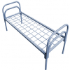 Двухъярусные кровати металлические в интернаты и общежития