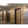 Листовой трудногорючий интерьерный пластик компакт HPL для стен и потолков, ДБСП