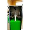 Дозатор настенный локтевой для жидкого мыла и антисептика ASP-LD-01